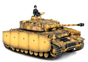 German Panzer IV Ausf,G- 1943, 1:32, Forces of Valor