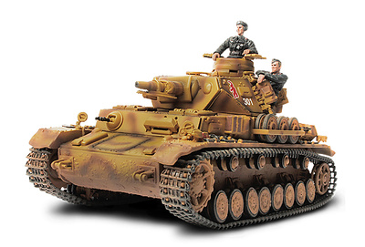 German Panzer IV Ausf. F, Kursk, 1943, 1:32, Forces of Valor