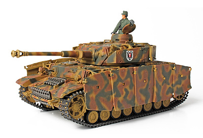German Panzer IV Ausf. G, Kursk, July, 1943, 1:32, Forces of Valor
