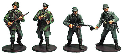 "German Panzergrenadiers Armoured Div. ""H. Goering"", 1:35, Oryon"