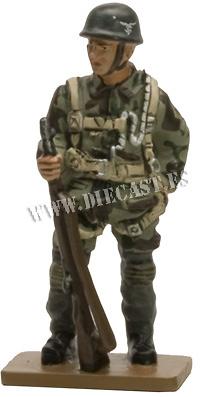 German Paratrooper, Bosnia, 1944, 1:30, Del Prado
