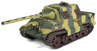 "German Sd.Kfz. 186 Jagdtiger, ""Hunting Tiger"" Tank Destroyer, 1:32, 21st Century Toys"