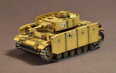 German Sd.Kfz.141 Panzer III Ausf.G Kursk 1943, 1:72, War Master