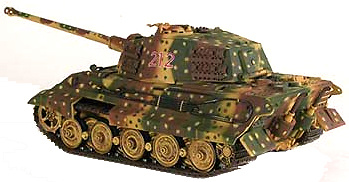 German Sd.Sfz. 182 King Tiger Heavy Tank (Henschel), 1:32, 21st Century Toys