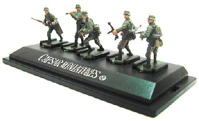 German Soldiers WW2, 1:72, Caesar Miniatures