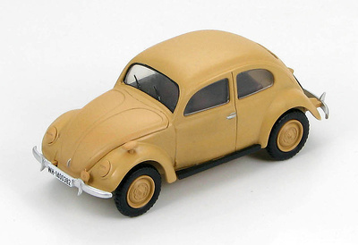 German Staff Car Wehrmacht Heer, Berlin 1945, 1:48, Hobby Master