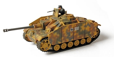 German Sturgeschütz III Ausf G, Frente del Este, 1943, 1:72, Forces of Valor
