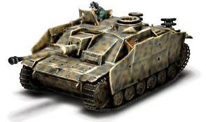 German Sturmgeschutz III, AUSF. G, Eastern Front, 1:32, Forces of Valor