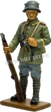 German Sturmtrooper, NCO, Sturmbataillon, Rohr, 1916, 1:30, Del Prado