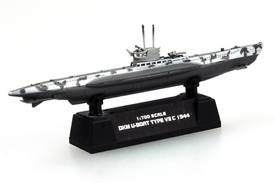 German Submarine U7C, 1944, 1: 700, Easy Model