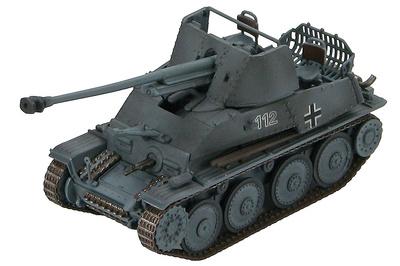 German Tank Destroyer Marder III near Stalingrad, 1943, 1:72, Hobby Master