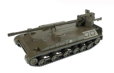 Giatsint-S, 2S5, Soviet Army, 1:72, DeAgostini