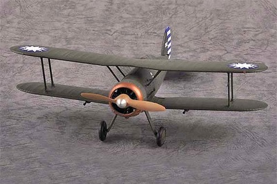 Gloster Gladiator MkI, Fuerzas Aéreas Chinas, 1:48, Easy Model