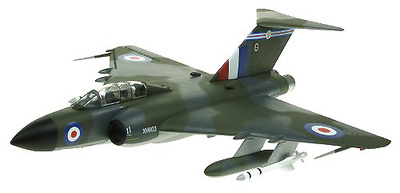 Gloster Javelin FAW9 'G' RAF, Staverton Gate Guard, XH903, 1:72, Sky Guardians Europe