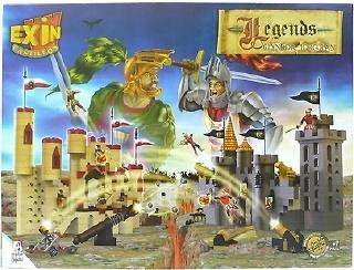 Glyndor-Lorgolan, Exin Castillos