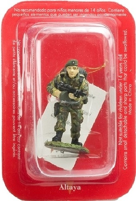Green Berets, USA 1992, 1:32, Fuerzas de Elite
