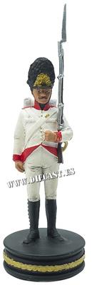 """Grenadier of the """"Kaiser Franz II"""" Regiment, Austrian Army, 1:24, Altaya"""