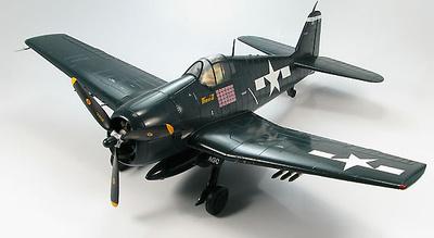"Grumann F6F-5 Hellcat ""MINSI III"", USS Essex, US Navy, 1944, 1:32, Hobby Master"