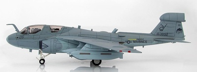 Grumman EA-6B Prowler 163892, VMAQ-2, Operation Iraqi Freedom, Al Asad Air Base, Irak, 2008, 1:72, Hobby Master