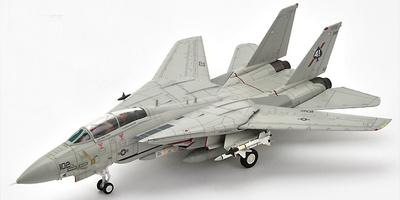"Grumman F-14A Tomcat, USN VF-41 Black Aces, AJ102 ""Fast Eagle 102"", 1:72, Century Wings"