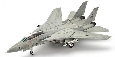 "Grumman F-14A Tomcat USN VF-41 Black Aces, AJ107 ""Fast Eagle 107"" 1:72, Century Wings"