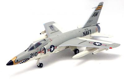 Grumman F11F-1 Tiger USN VF-21 Mach Busters AM210, 1:72, Falcon Models