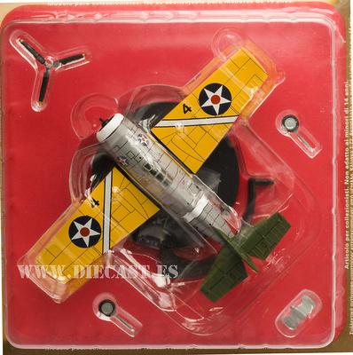 Grumman F4F Wildcat, 1:72, Altaya