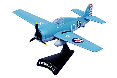 Grumman F4F Wildcat, USS Lexington, 1942, 1:87