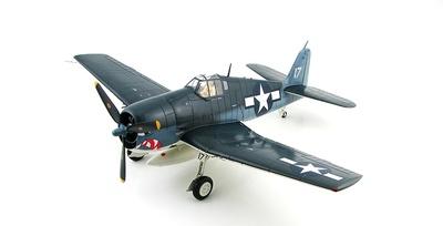"Grumman F6F-3 ""Hellcat"" White 17 of VF-27, Lt Richard E. Stambook USS Princeton,1944, 1:32, Hobby Master"