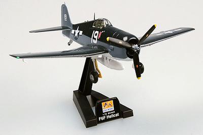 Grumman F6F-5 Hellcat, VF-6, USS Intrepid, 1944, 1:72, Easy Model