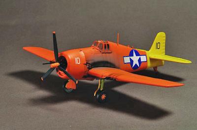 Grumman F6F-5K Hellcat, Bikini Atoll, 1946, 1:72, War Master