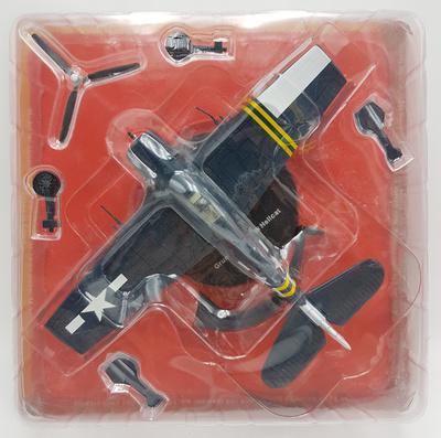 Grumman F6F 5N Hellcat, USA, 1:72, Altaya