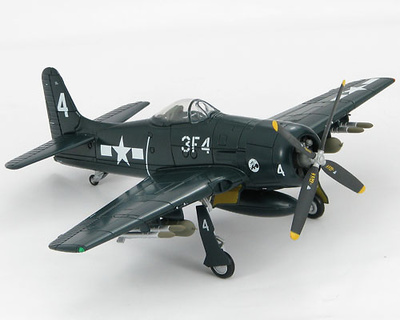 "Grumman F8F-1 ""Bearcat"", VF-3, US Navy, 1:72, SkyMax"