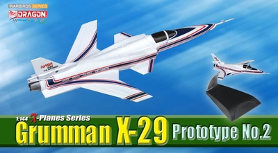 "Grumman X-29, Prototype No.2"", 1:144, Dragon Wings"