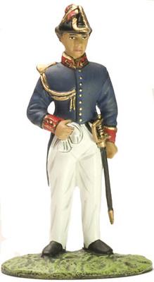 Guardamarina, 1837, Ej. Español, 1:32, Altaya