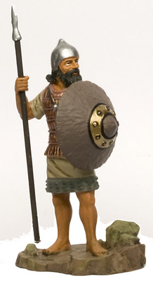 Guerrero Acadio 2º Milenio aC