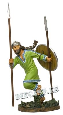 Guerrero Búlgaro S.VI aC