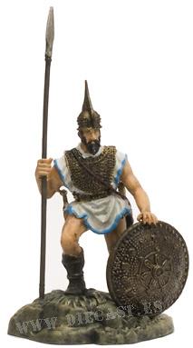 Guerrero Etrusco, Siglo VIII, 1:32, Planeta DeAgostini