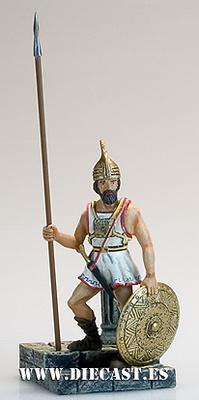 Guerrero Etrusco S.IV aC