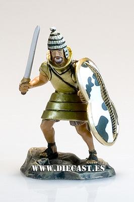 Guerrero Micénico S. XIV aC