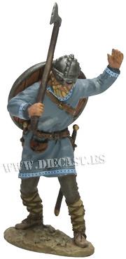 Guerrero Vikingo, Noruega 872, 1:30, Del Prado