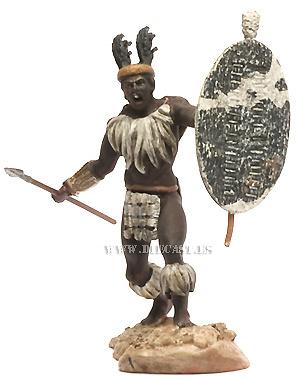Guerrero Zulú, 1:32, Planeta DeAgostini