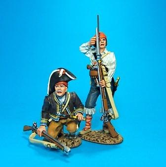 Guerrileros españoles, Guerra Independencia, 1807-18014, 1:30, John Jenkins
