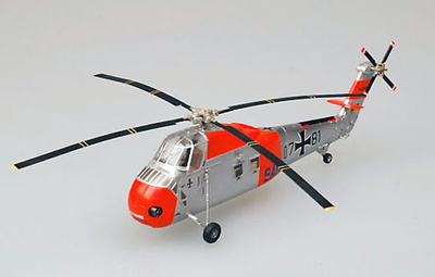 H34 CHOCTAW,  Deutsche Marine, 1:72, Easy Model