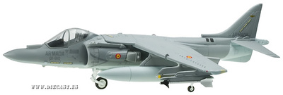 HARRIER AV-8, España, 1:48, Franklin Mint