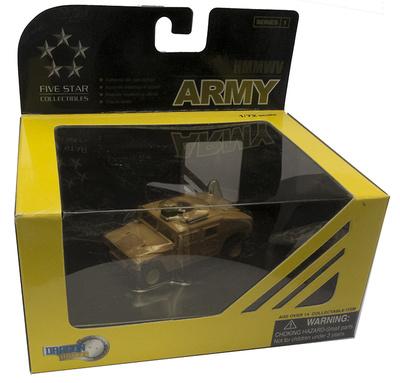 HMMWV Hummer, US Army, Operation Iraqi Freedom, 2003, 1:72, Dragon Armor
