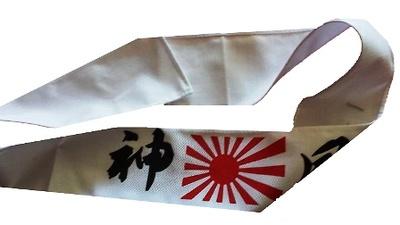 Hachimaki Kamikaze, 1:1