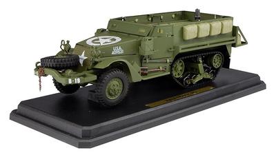Halftrack M3 Personal, U.S. Army, 1:24, Kaden
