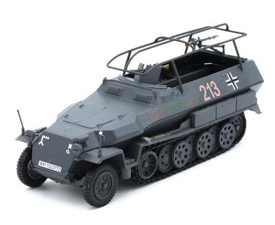 Hanomag SdKfz 251/3, Alemania 1939-45, 1:43, Atlas