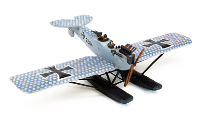 Hansa-Brandenburg W.29, C3MG, Kaiserliche Marine, 1918, 1/72, Wings of the Great War
